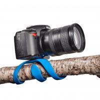 Miggo Splat Treppiede Flessibile per DSLR camera - Blu