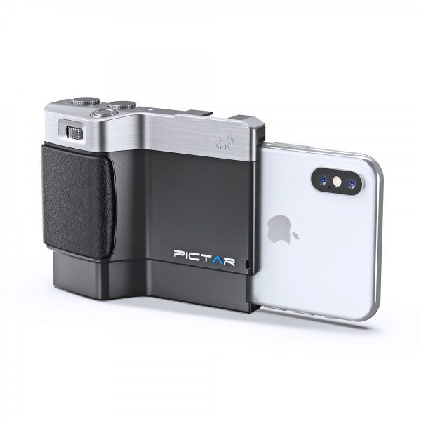 Miggo Pictar One Plus MKII Black per iPhone, iPhone Plus e X, smartphone top Android
